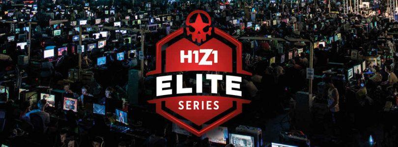 """El campeonato H1Z1, """"ELITE SERIES"""", comienza este fin de semana en DreamHack Atlanta"""