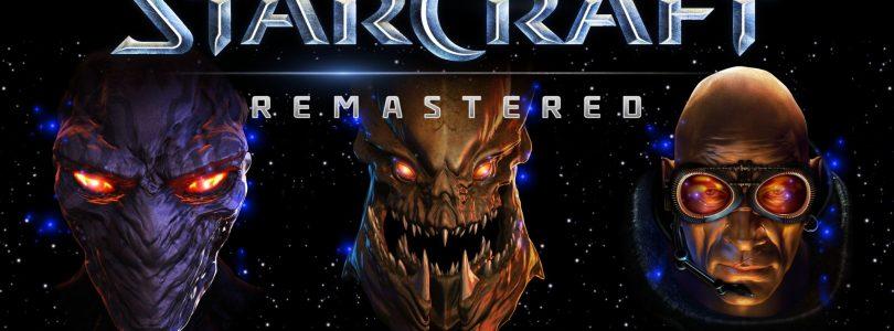 StarCraft: Remastered llegará el 14 de agosto
