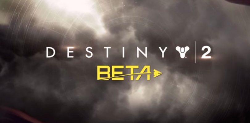 Ya se puede descargar la beta de Destiny 2 para consolas