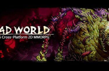 Nuevo tráiler para Mad World el MMORPG creado usando HTML5