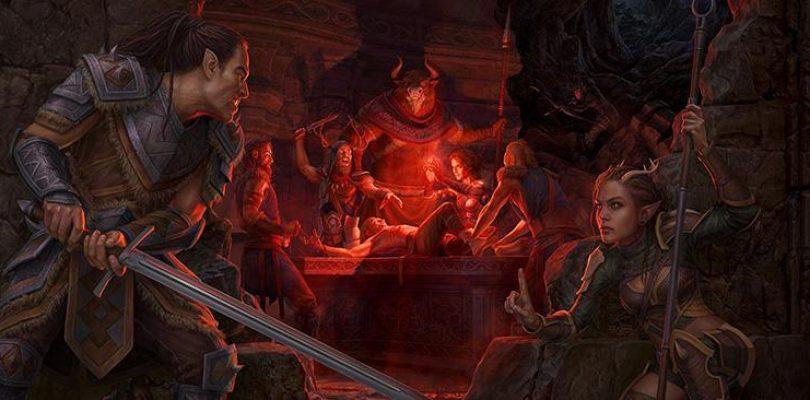 Elder Scrolls Online introduce el DLC Horns of the Reach y la Update15