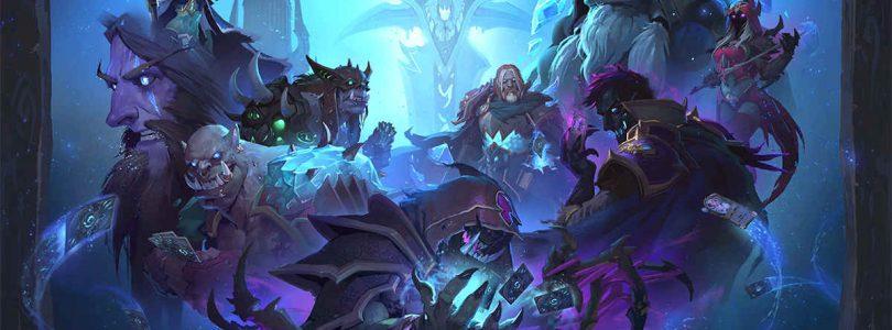 Caballeros del Trono Helado, la última expansión de Hearthstone, disponible