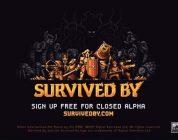 Survived By, un nuevo MMO gratuito retro, cooperativo y de supervivencia
