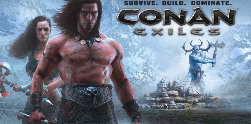 Conan Exiles se lanza en Xbox One y trae la expansión The Frozen North