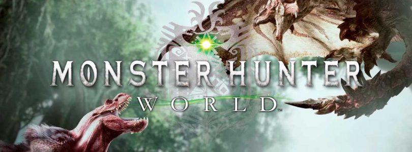Monster Hunter World sobrepasa los 2 millones de unidades vendidas en su primer fin de semana y es retirado en China
