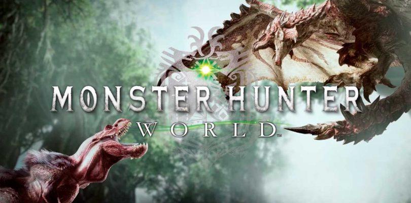Nuevo vídeo de Monster Hunter World