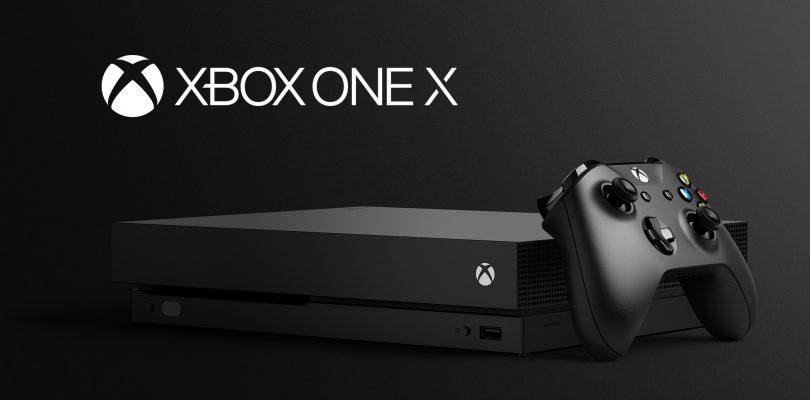 Gamescom 2017 – Xbox One X promete mejores gráficos en juegos online