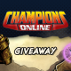 ¡Sorteamos 50 claves regalo para Champions Online!