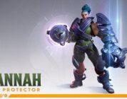 Breakaway presenta a Hanna the Protector