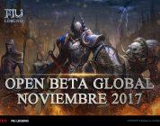 WEBZEN anuncia la fecha para la beta abierta de MU Legend