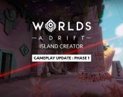 Nuevos contenidos llegan al creador de islas de Worlds Adrift