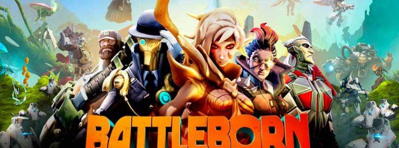 Battleborn, el MOBA de Gearbox, cierra definitivamente sus servidores