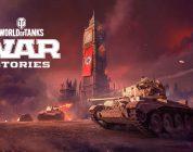 World of Tanks Console lanza la última campaña de War Stories