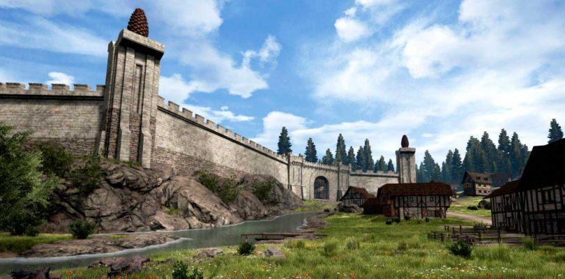 Ya conocemos los reinos de Chronicles of Elyria, y buscan vasallos