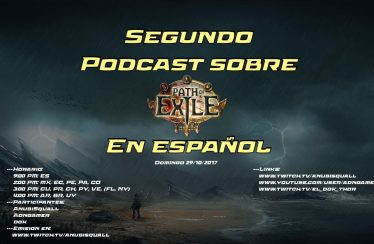 2º Podcast sobre Path of Exile en Español