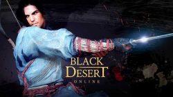 Black Desert llegará a las consolas de nueva generación