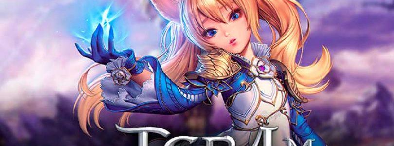 Un vistazo y gameplays del juego para móviles TERA M