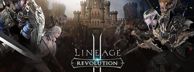 Llega Rune, una nueva zona, a Lineage II Revolution