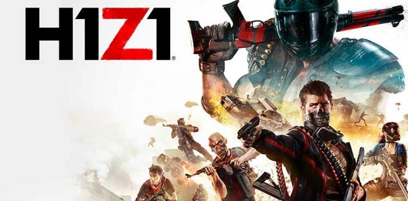 H1Z1 supera los 1.5 millones de jugadores en su primer día en PS4