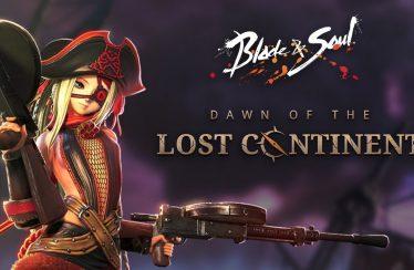 Blade & Soul se actualiza con Dawn of the Lost Continent