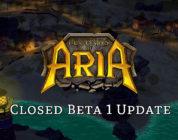 Comienza la beta cerrada de Legends of Aria