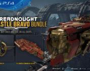 Dreadnougth se actualiza en PlayStation 4