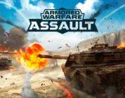 Armored Warfare: Assault ya disponible para móviles IOS y Android