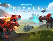 Robocraft Royale ya está disponible en acceso anticipado de Steam