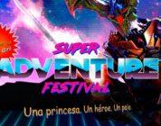 Hoy empieza el Festival Super Adventure de Guild Wars 2