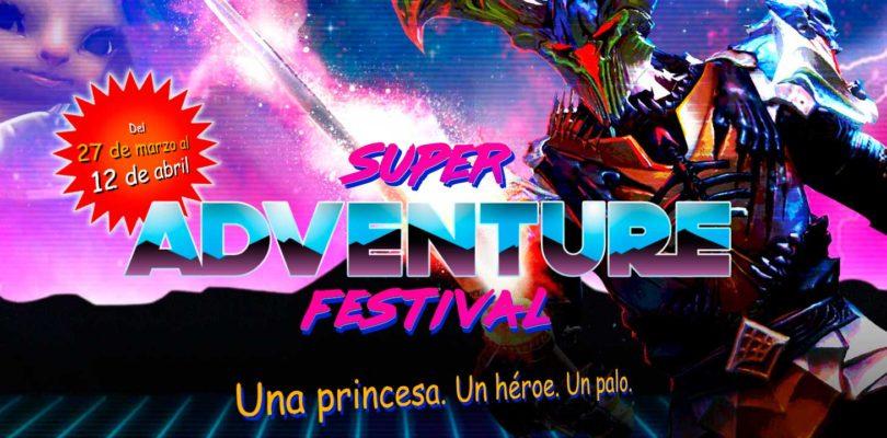 El Festival Super Adventure 2021 llega la próxima semana a Guild Wars 2