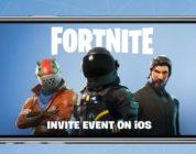 Fornite BR se lanza oficialmente en iOS