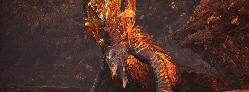 Una nueva zona y un enorme enemigo llegan a Monster Hunter World