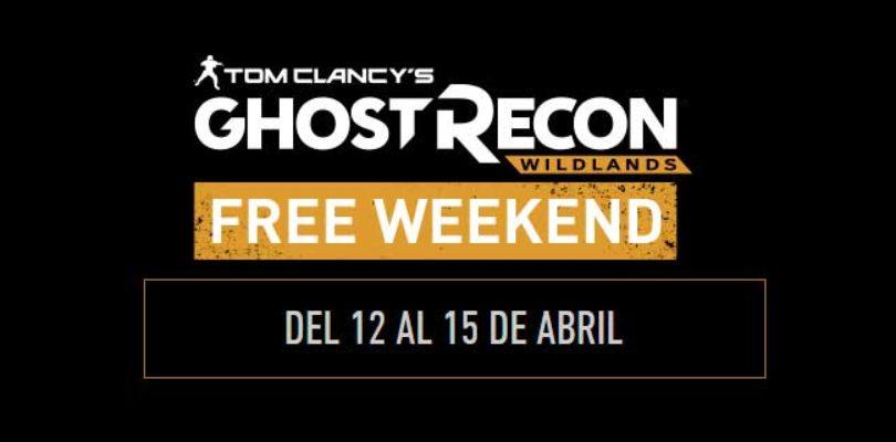 Prueba gratis Ghost Recon Wildlands del 12 al 15 de abril