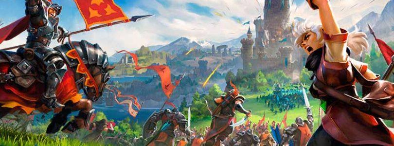 Albion Online nos muestra a los líderes de las facciones que llegarán con el parche Merlin