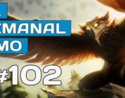 El Semanal MMO episodio 102 – Resumen de la semana en vídeo