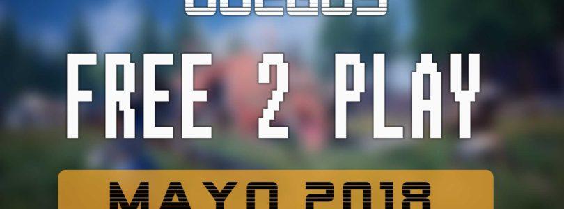 Lanzamientos Free-to-Play mayo 2018
