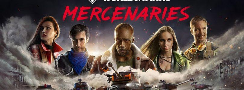 World of Tanks: Mercenaries, una expansión exclusiva para consolas