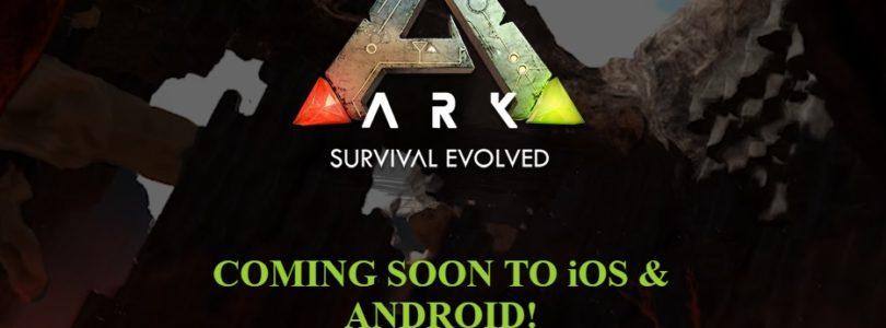 ARK: Survival Evolved llega la semana que viene a móviles