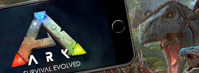 ARK: Survival Evolved para móviles ya está disponible para descarga