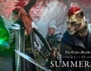 TESO: Summerset llega hoy a PlayStation 4 y Xbox One