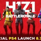 Ya hay fecha oficial de lanzamiento para H1Z1 en PS4
