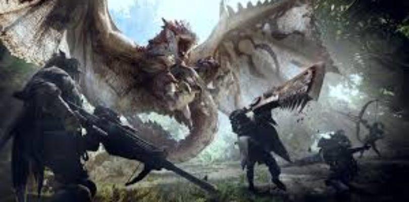 Monster Hunter World tendrá protección Denuvo en PC