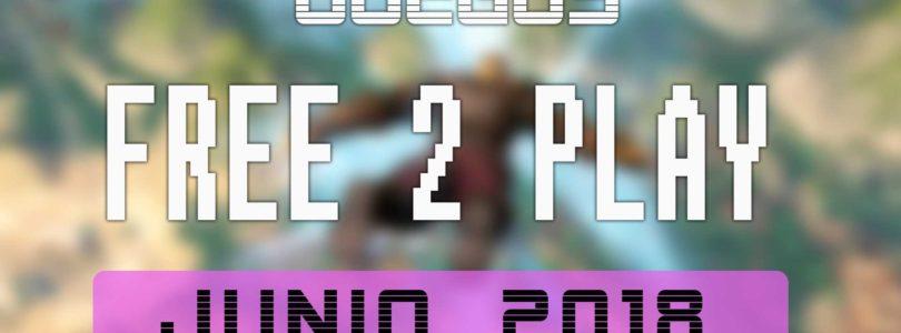 Lanzamientos Free-to-Play junio 2018