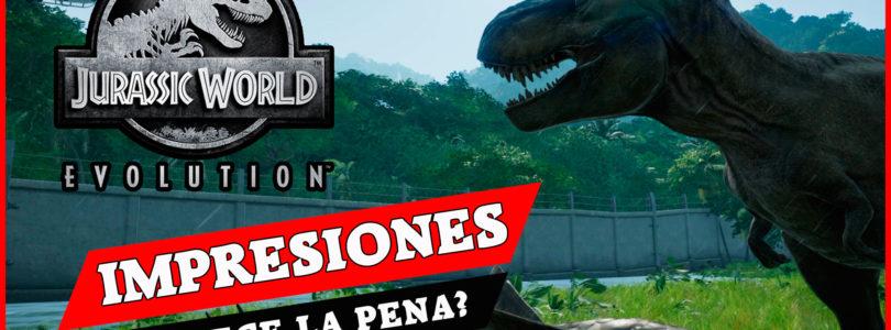 Jurassic World Evolution – Impresiones y Análisis, ¿Merece la pena?