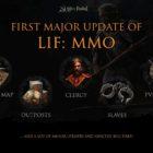 Life is Feudal: MMO saca su primera gran actualización y reparte regalos entre sus jugadores