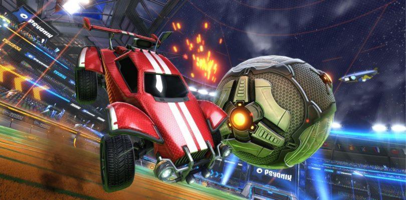Juega gratis a Rocket League del 5 al 9 de julio en PC y Xbox