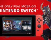 Gamescom 2018 – El MOBA Arena of Valor llegará en septiembre a Nintendo Switch