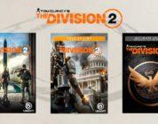 The Division 2 ya se puede pre-comprar. 5 ediciones diferentes, con beneficios como jugar 3 días antes