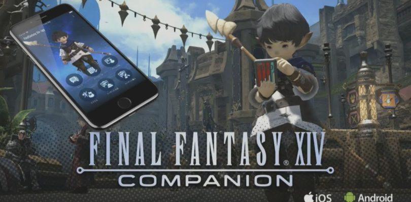 Llega la FFXIV Companion App para FFXIV