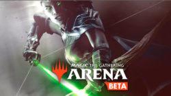 La beta abierta para Magic: The Gathering Arena empieza este próximo 27 de septiembre